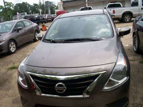 2017 Nissan Versa for sale at Louisiana Imports in Baton Rouge LA
