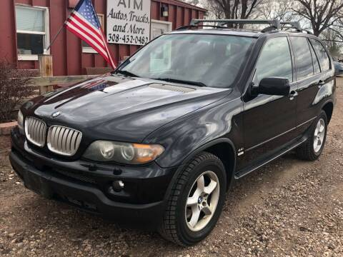 2005 BMW X5 for sale at Autos Trucks & More in Chadron NE