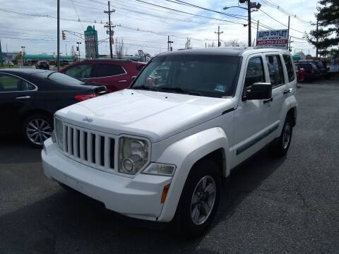 2008 Jeep Liberty for sale at Wilson Investments LLC in Ewing NJ