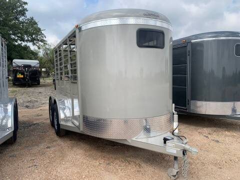 2022 Calico  - LIVESTOCK - 12' X 6' X 6'-6 for sale at LJD Sales in Lampasas TX