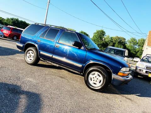 1999 Chevrolet Blazer for sale at New Wave Auto of Vineland in Vineland NJ