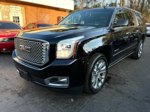 2016 GMC Yukon XL for sale at Magic Motors Inc. in Snellville GA