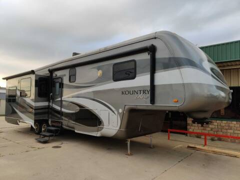 2007 Newmar KOUNTRY AIR KSC for sale at Texas RV Trader in Cresson TX