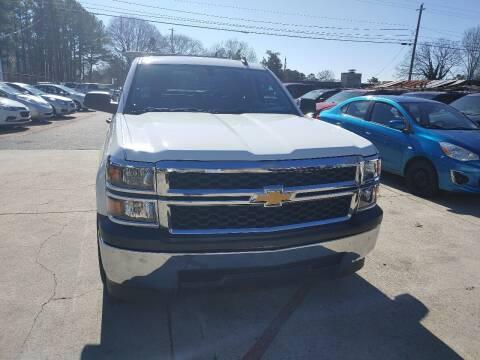 2015 Chevrolet Silverado 1500 for sale at Adonai Auto Broker in Marietta GA