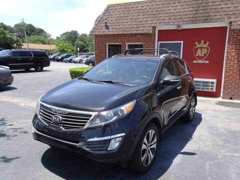 2013 Kia Sportage for sale at AP Automotive in Cary NC