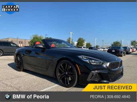 2020 BMW Z4 for sale at BMW of Peoria in Peoria IL