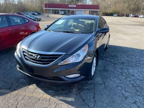 2013 Hyundai Sonata for sale at Certified Motors LLC in Mableton GA