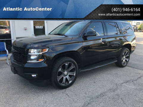2015 Chevrolet Tahoe for sale at Atlantic AutoCenter in Cranston RI