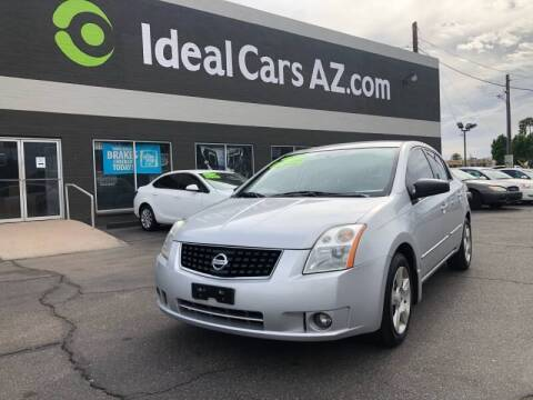 2008 Nissan Sentra for sale at Ideal Cars Apache Trail in Apache Junction AZ