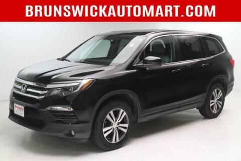 2017 Honda Pilot for sale at Brunswick Auto Mart in Brunswick OH
