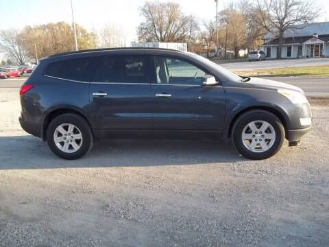 2011 Chevrolet Traverse for sale at BRETT SPAULDING SALES in Onawa IA