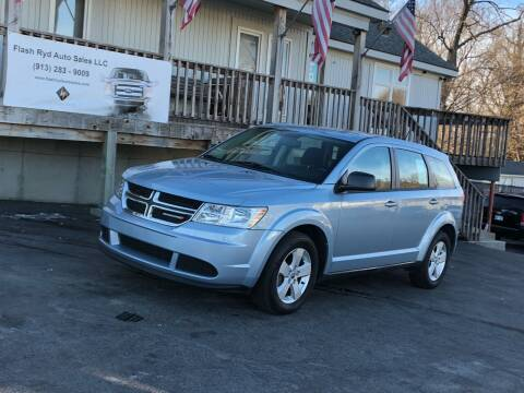 2013 Dodge Journey for sale at Flash Ryd Auto Sales in Kansas City KS