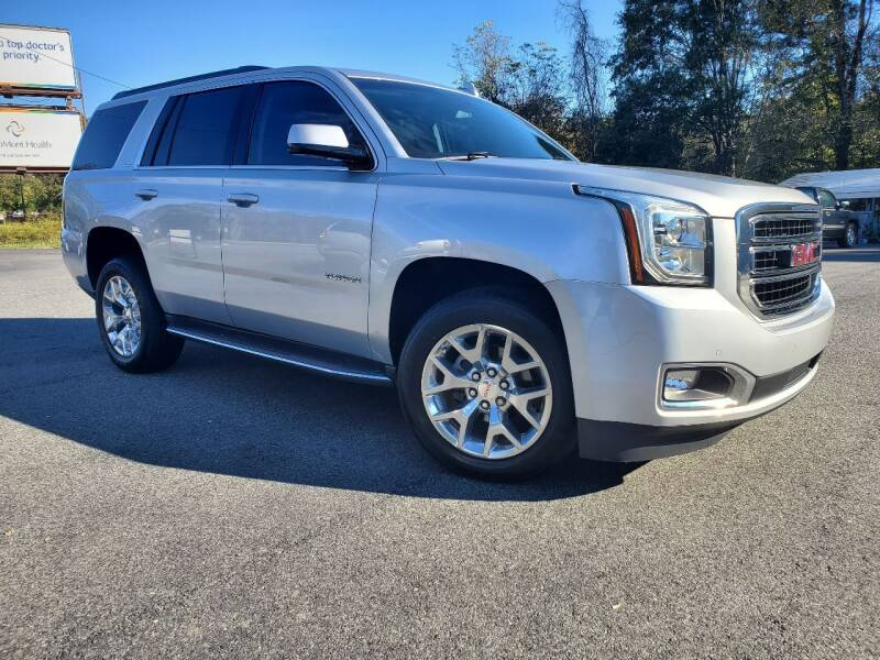 2015 GMC Yukon for sale at Brown's Used Auto in Belmont NC