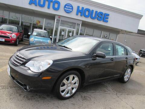 2010 Chrysler Sebring for sale at Auto House Motors in Downers Grove IL