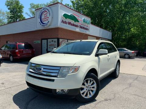 2007 Ford Edge for sale at GMA Automotive Wholesale in Toledo OH