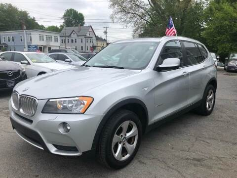 2011 BMW X3 for sale at Top Line Import in Haverhill MA