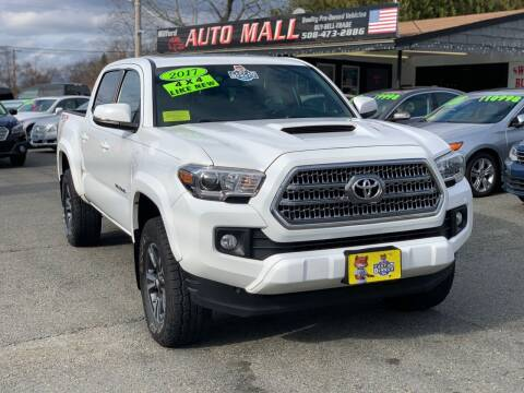 2017 Toyota Tacoma for sale at Milford Auto Mall in Milford MA