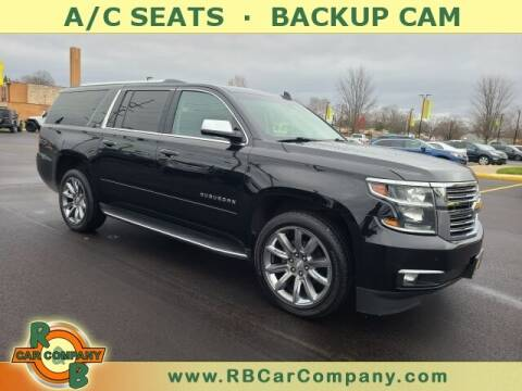 2016 Chevrolet Suburban for sale at R & B Car Company in South Bend IN