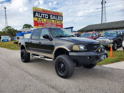 2003 Ford F-150 for sale at Mox Motors in Port Charlotte FL
