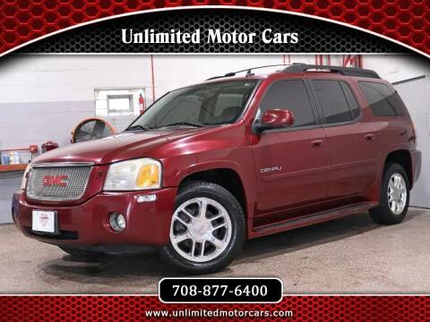 2006 GMC Envoy XL for sale at Unlimited Motor Cars in Bridgeview IL