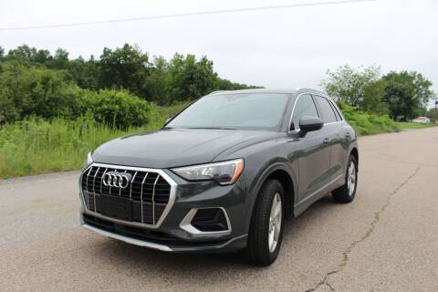 2020 Audi Q3 for sale at Imotobank in Walpole MA