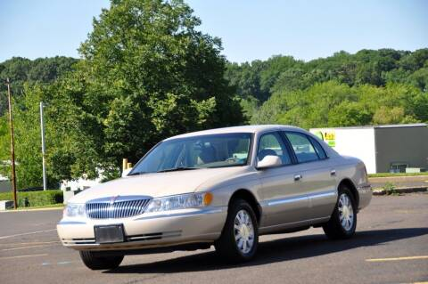 2001 Lincoln Continental for sale at T CAR CARE INC in Philadelphia PA
