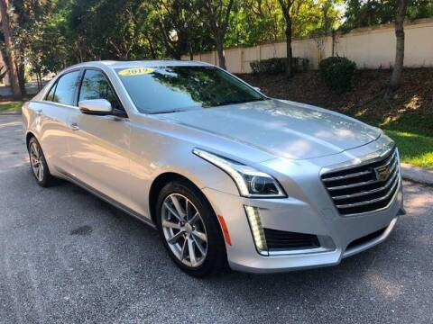 2019 Cadillac CTS for sale at DELRAY AUTO MALL in Delray Beach FL