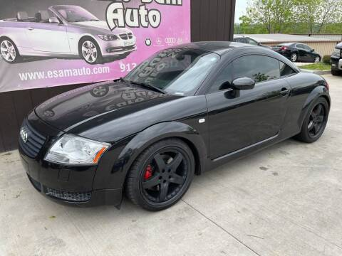 2002 Audi TT for sale at Euro Auto in Overland Park KS