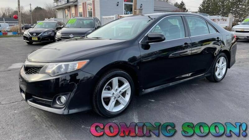 2013 Toyota Camry for sale at RBT Automotive LLC in Perry OH