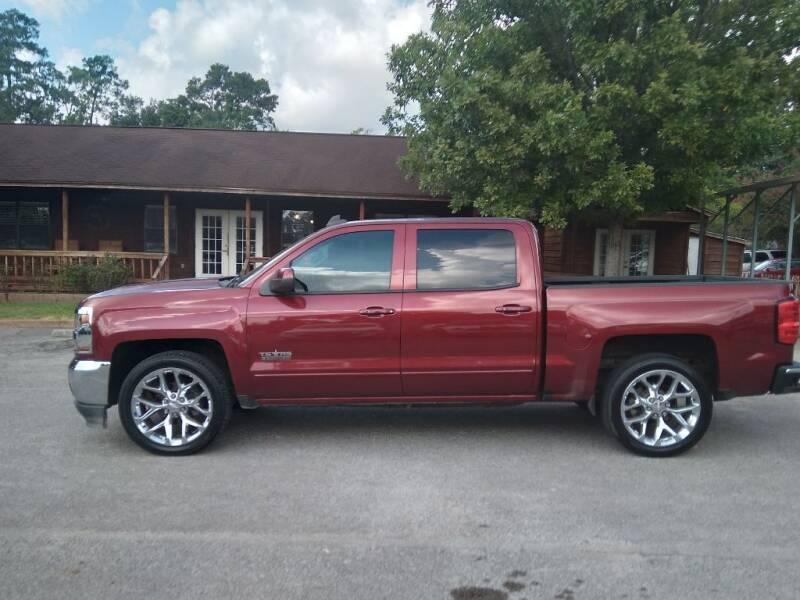 2016 Chevrolet Silverado 1500 for sale at Victory Motor Company in Conroe TX