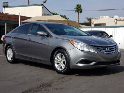 2011 Hyundai Sonata for sale at First Shift Auto in Ontario CA