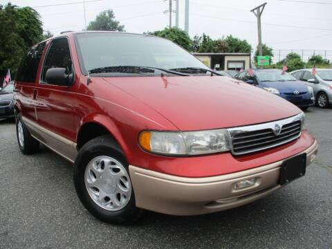 1997 Mercury Villager for sale at Unlimited Auto Sales Inc. in Mount Sinai NY
