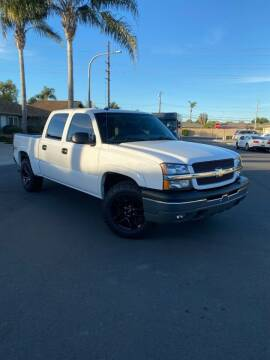 2004 Chevrolet Silverado 1500 for sale at SoCal Motors in Los Alamitos CA