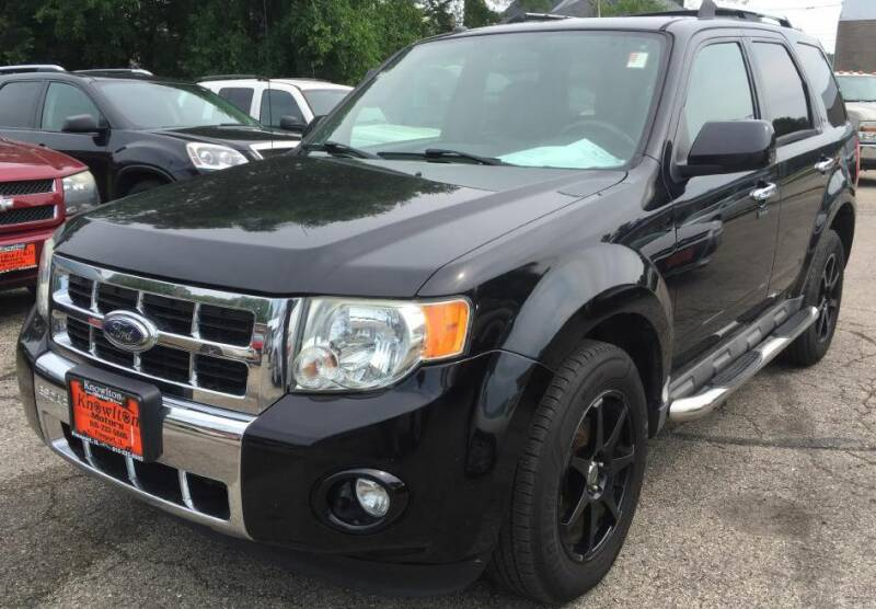 2009 Ford Escape for sale at Knowlton Motors, Inc. in Freeport IL