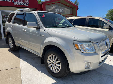 2009 Mercury Mariner for sale at Quality Auto Today in Kalamazoo MI