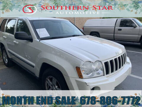 2007 Jeep Grand Cherokee for sale at Southern Star Automotive, Inc. in Duluth GA
