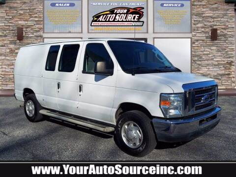2013 Ford E-Series Cargo for sale at Your Auto Source in York PA