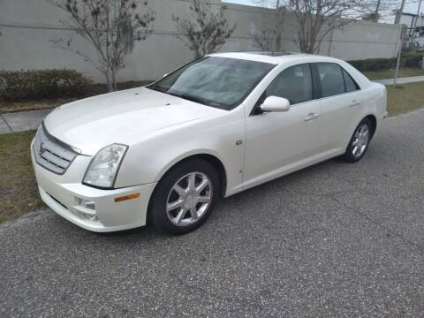 2006 Cadillac STS for sale at Low Price Auto Sales LLC in Palm Harbor FL
