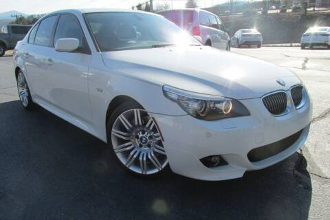 2008 BMW 5 Series for sale at Tilleys Auto Sales in Wilkesboro NC
