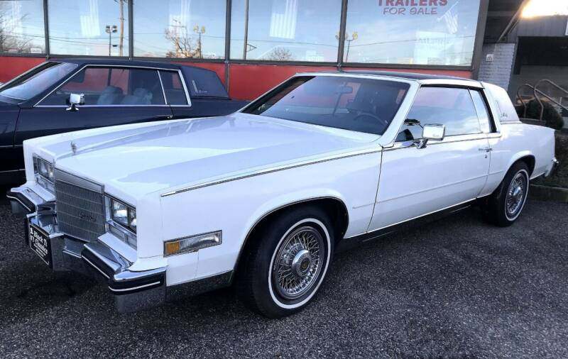 1985 Cadillac Eldorado for sale in Stratford, NJ