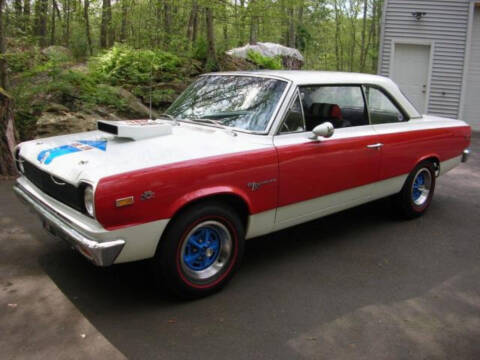 1969 AMC Rambler for sale at Hines Auto Sales in Marlette MI