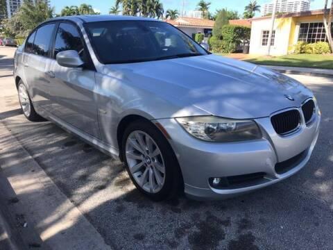2011 BMW 3 Series for sale at Prado Auto Sales in Miami FL