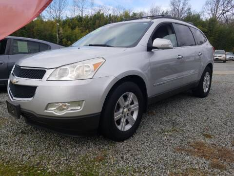 2009 Chevrolet Traverse for sale at TR MOTORS in Gastonia NC