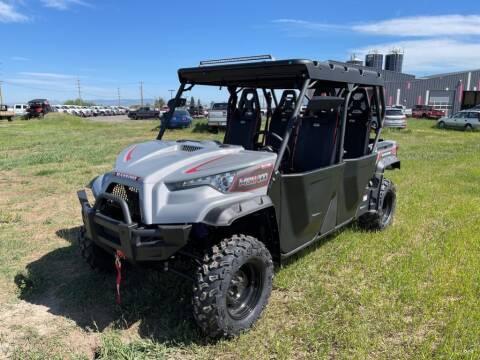 2021 Massimo MSU 800-5 for sale at Snyder Motors Inc in Bozeman MT