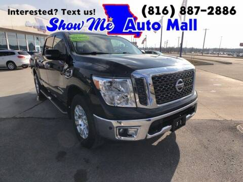 2017 Nissan Titan for sale at Show Me Auto Mall in Harrisonville MO