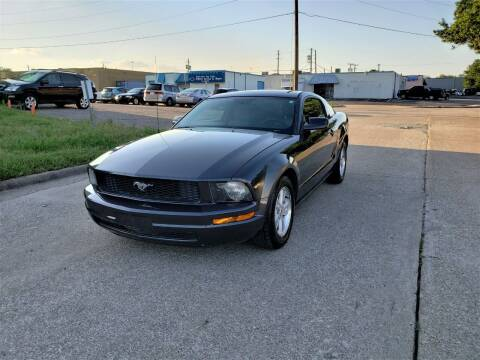 2007 Ford Mustang for sale at Image Auto Sales in Dallas TX
