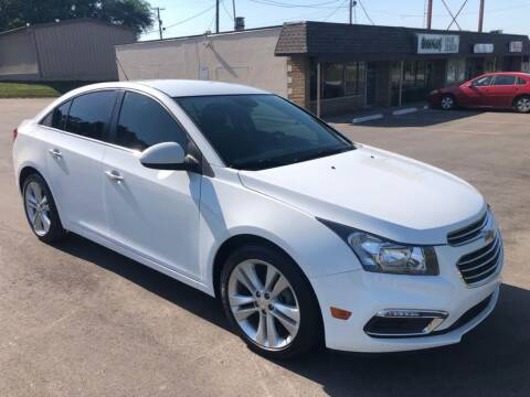 2016 Chevrolet Cruze Limited for sale at Auto Hub in Grandview MO
