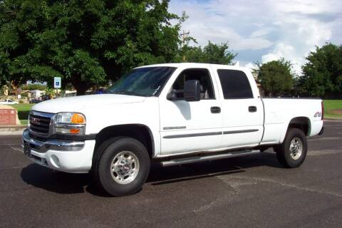 2007 GMC Sierra 2500HD Classic for sale at Park N Sell Express in Las Cruces NM