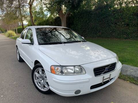 2006 Volvo S60 for sale at Car Lanes LA in Valley Village CA