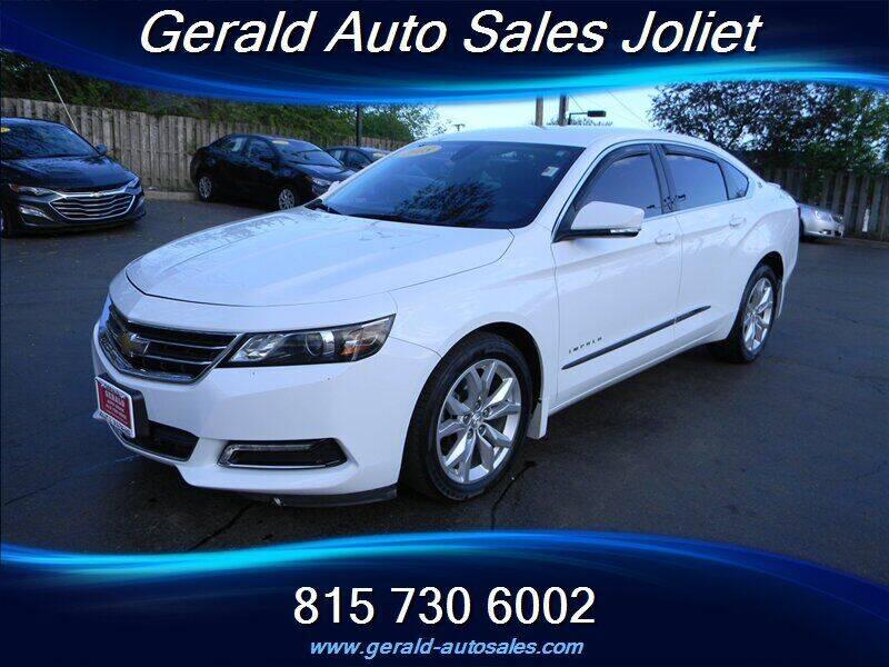 2018 Chevrolet Impala for sale in Joliet, IL